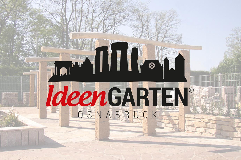 IdeenGarten Osnabrück - Garten aus Naturstein live erleben