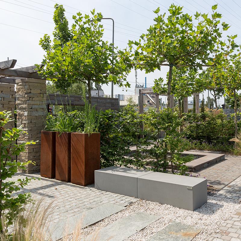 Ideen Garten ideengarten düsseldorf natur stein