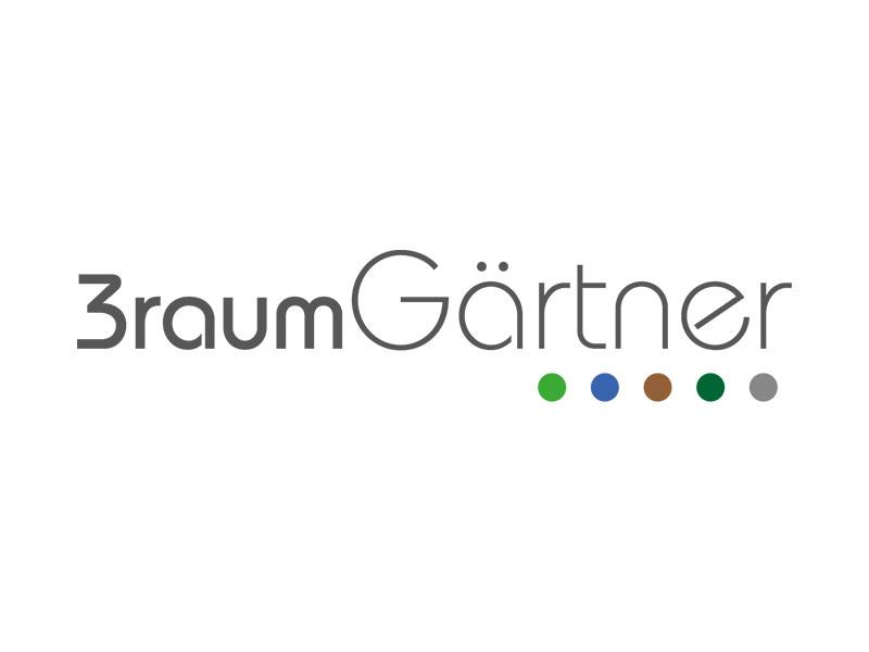 Logo 3raumgaertner